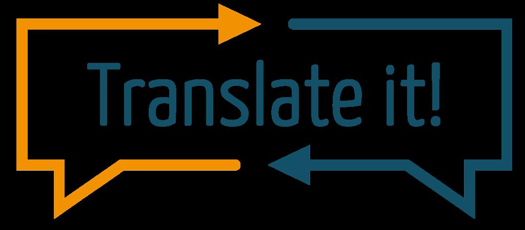 Übersetzungsbüro Logo